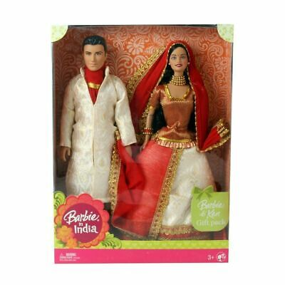 Barbie Barbie and Ken in India Wearing indian costume Design & Color may - Ken Barbie Costume