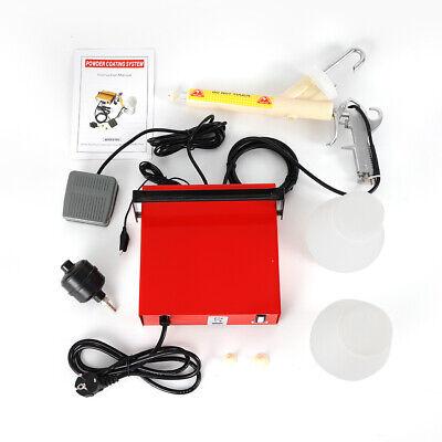 Us Powder Coating Machine Powder Coating System Paint Spray Gun Pc03-2 220v Best