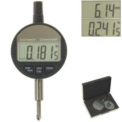 Digital Indicator 0.50.0005 Electronic Gauge Inch Metric Mm