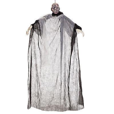 Disfraz De Zombie Hombre Para Halloween (EMBRUJADO COLGANTE # Zombie Hombre Disfraz de miedo para)