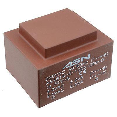 0-15v 0-15v 10va 230v Encapsulated Pcb Transformer