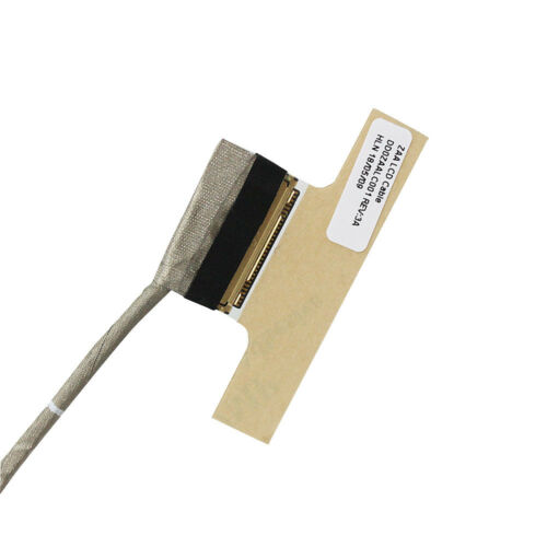 Original New LCD LVDS LED VIDEO DISPLAY SCREEN ZAA CABLE P//N DD0ZAALC011 REV:3A