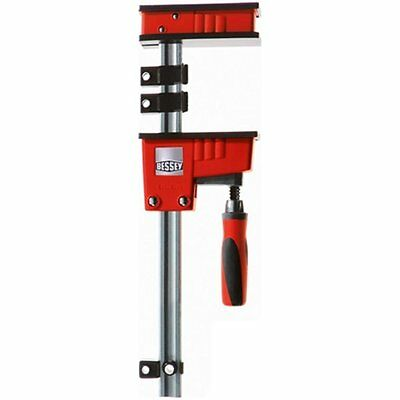 BESSEY KR3.524 K BODY REVO PARALLEL BAR CLAMP FIXED JAW 24 INCH WOODWORKING TOOL