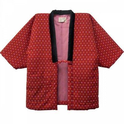 Japonés Mujer Kimono Hanten Corto Invierno Chaqueta Color No.56 Envío Rápido Ems