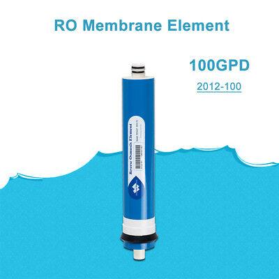 Advanced Reverse Osmosis Membrane 100 GPD Fit DOW FILMTEC TW30-1812-100 Standard