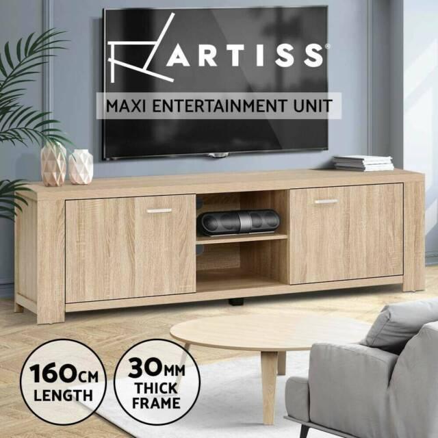Unit Stand Wooden Shelf Storage Furniture