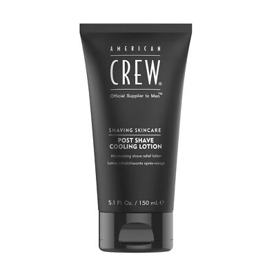 (9,99€/100ml) American Crew Post Shave Cooling Lotion 150ml Aftershave