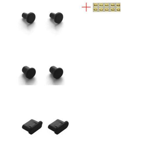 Dust Plug For Questyle QP2R Acoustic Research AR-M20 Hidizs AP80 PRO 2.5MM Jack