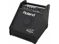 Roland PM-10 amp for use with V-Drums