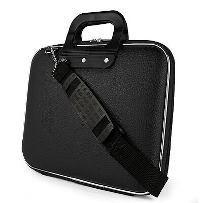 """Black SumacLife PU Leather Tablet Messenger Bag For 10.5"""" Samsung Galaxy Tab S4 for sale  Shipping to India"""
