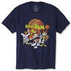 Space Jam Jordan Basic Tees T-Shirts for Men