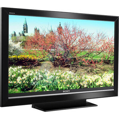 "KDL-40W3000 Sony Bravia 40"" HD LCD TV Display Black - 1080p"