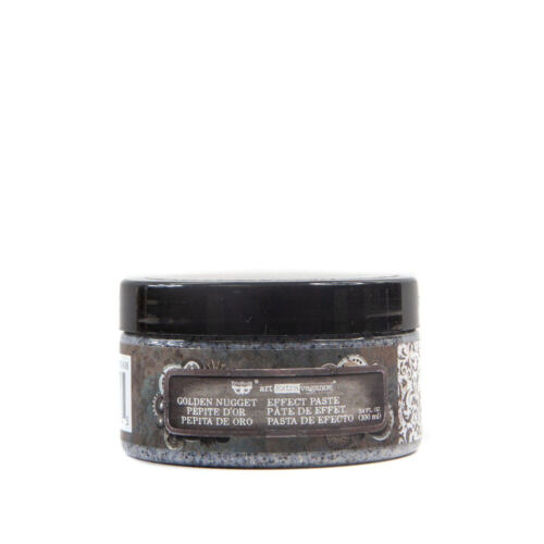 Finnabair Prima Art Extravagance GOLDEN NUGGET Effect Paste 3.4 Fl Oz #966935