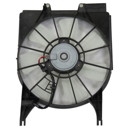 A/C Condenser Fan Assembly Right TYC 611510 Fits 2010