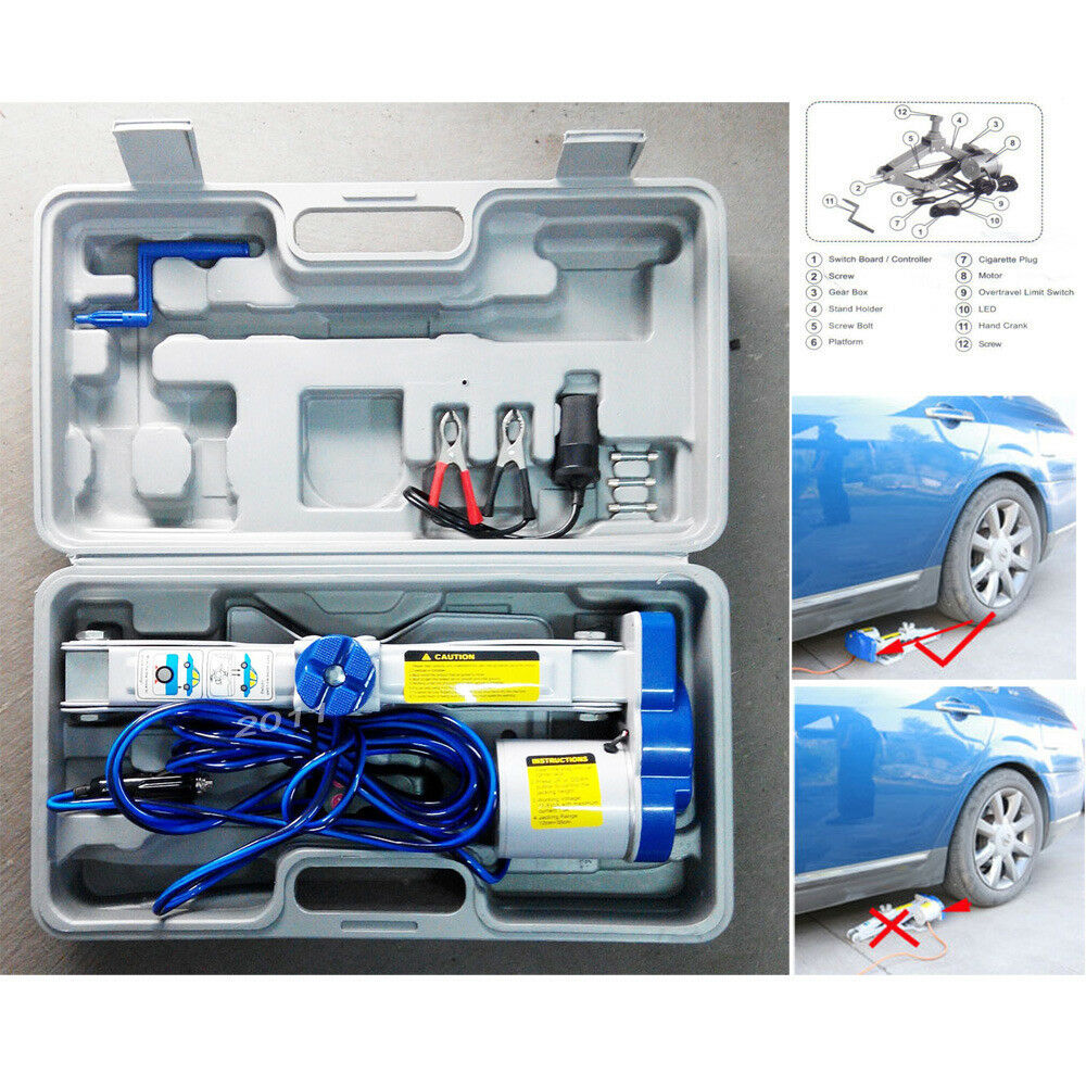 2 Ton Low Profile Full Size Racing Floor Jack Rapid Pump Lift Car Lifting Tool