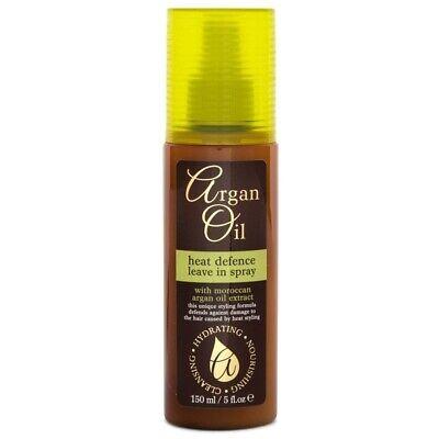 Argan Oil Pelo Calor Defensa sin Aclarado Spray Con Morogan Extracto -...