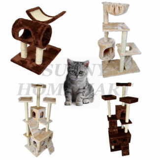 Extra Large Heavy Duty Metal Cage Cat Tree Play Scratch Toy Richlands Brisbane South West Preview