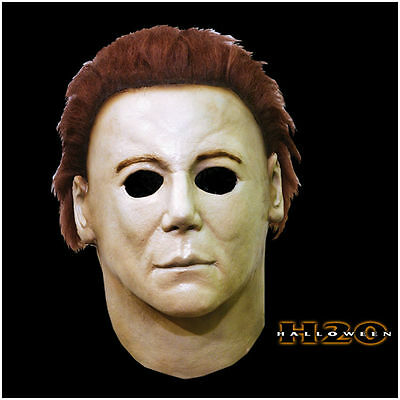 Michael Myers Halloween 7 H2O Trick or Treat Studios Latex Mask H20 NEW ](Halloween H2 Mask)