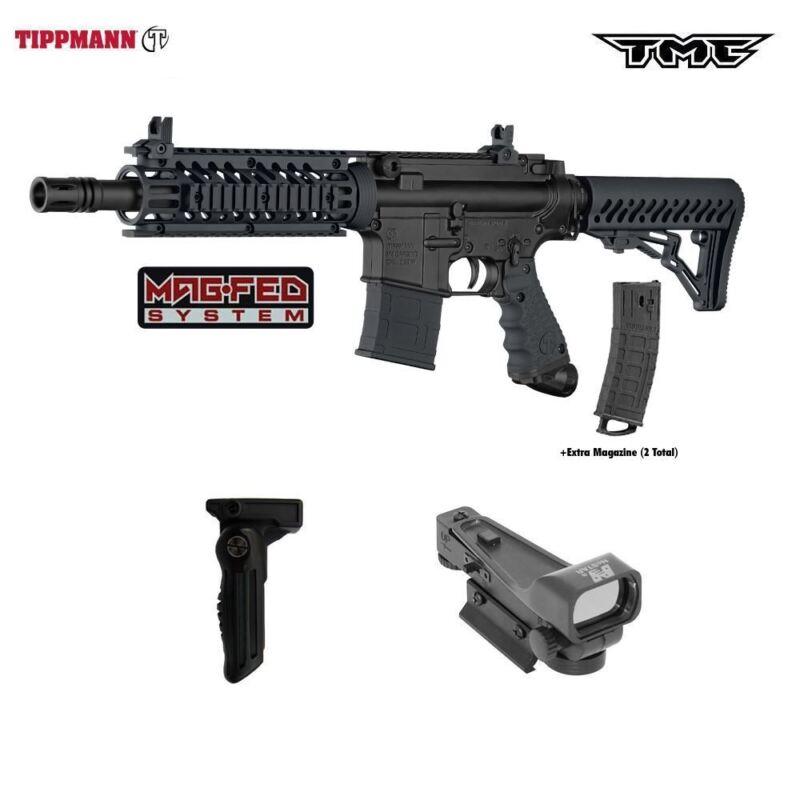 Tippmann Maddog TMC MAGFED Paintball Gun Tactical Package