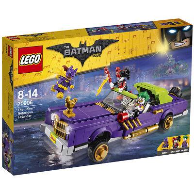 LEGO DC Comics 70906 Batman Movie The Joker Notorious Lowrider Batman Toy