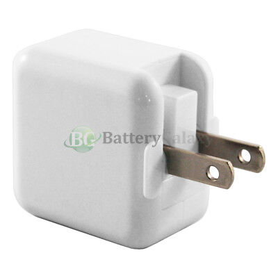 50 NEW USB RAPID Battery Wall Charger for Tablet Apple iPad 1 2 3 1st GEN HOT