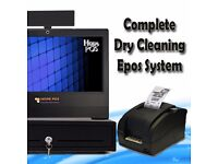 Dry Cleaning Epos System Package