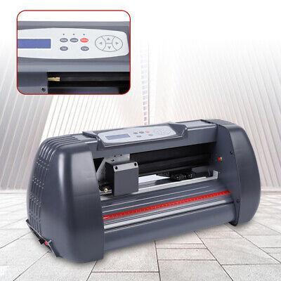 14 370mm Vinyl Cutter Plotter Kit Sign Cutting Machine Make Decals Signsmanual