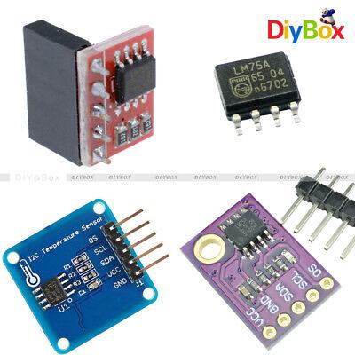Lm75a Temperature Sensor High-speed I2c Interface Development Board Arduino Diy