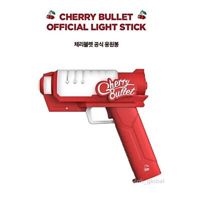 Cherry Bullet Official Light Stick 100% Authentic Goods + Free Tracking Number