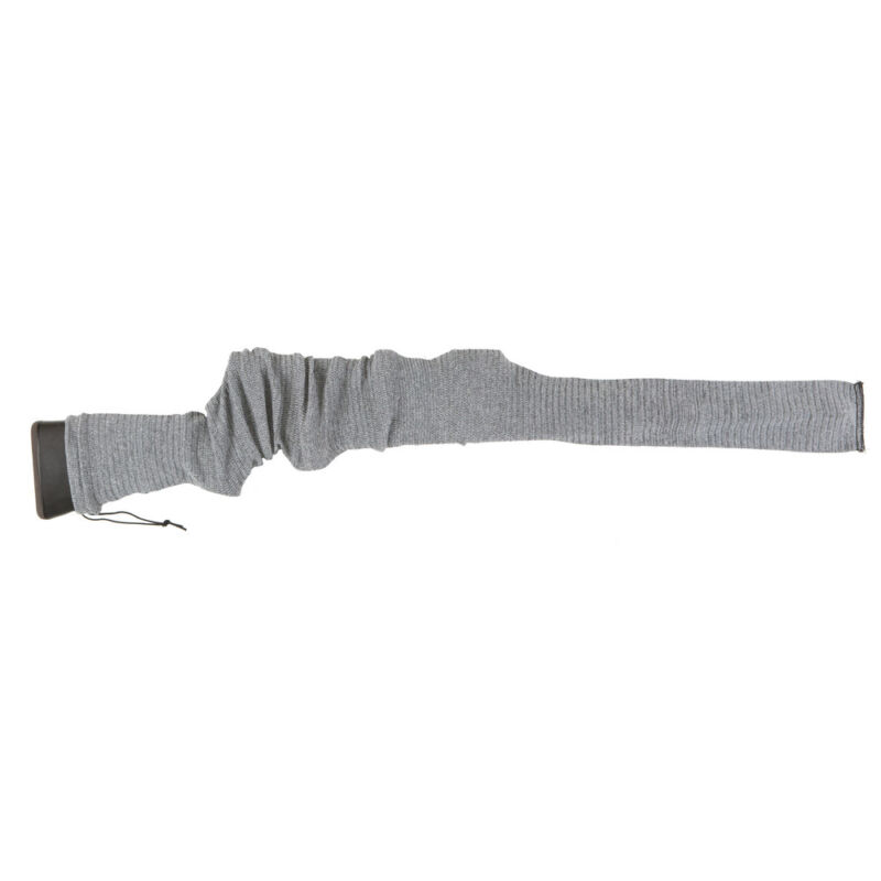 """Allen Silicone Treated Gun Sock For Guns Up To 52""""-Gray-Pack of 3-13130"""