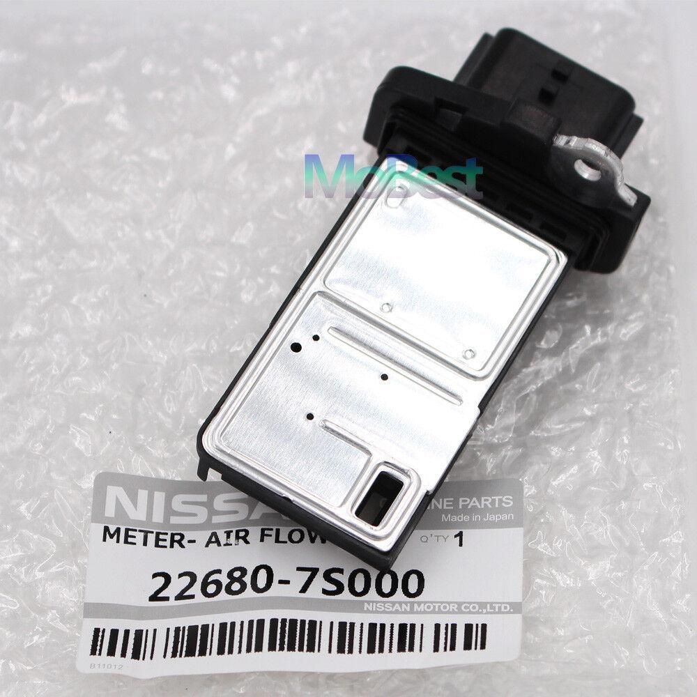 OEM Mass Air Flow MAF Meter Sensor 22680-7S000 For Nissan Infiniti Altima Suzuki