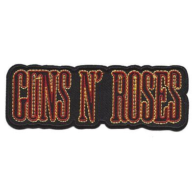 Guns N' Roses Destruction Heavy Metal Rock Band Bordado Iron / Parche...