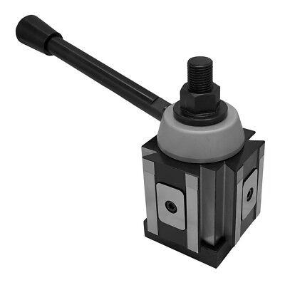 Type 250-300 13-18 Inch Swing Cnc Lathe Cxa Piston Quick Change Tool Post