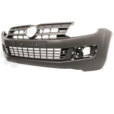 Parachoques Delantero Negro con Rejilla Radiador VW Amarok Año Fab. 01/11 - >> comprar usado  Enviando para Brazil