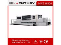 Most advanced automatic die cutters for corrugated boars