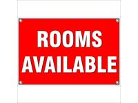 Single and double rooms in Easton