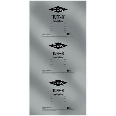 2x4x8 Dupont Tuff-r Polyisocyanurate Insulation Boards