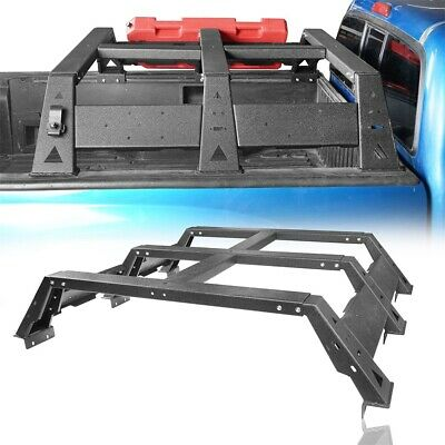 MAX Universal High Bed Rack Luggage Carrier Fit Toyota Tacoma 2005-2019 2/4 Door