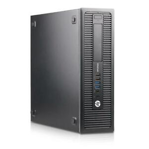 HP EliteDesk 800 - Ordinateur Réusiné/Refurbished