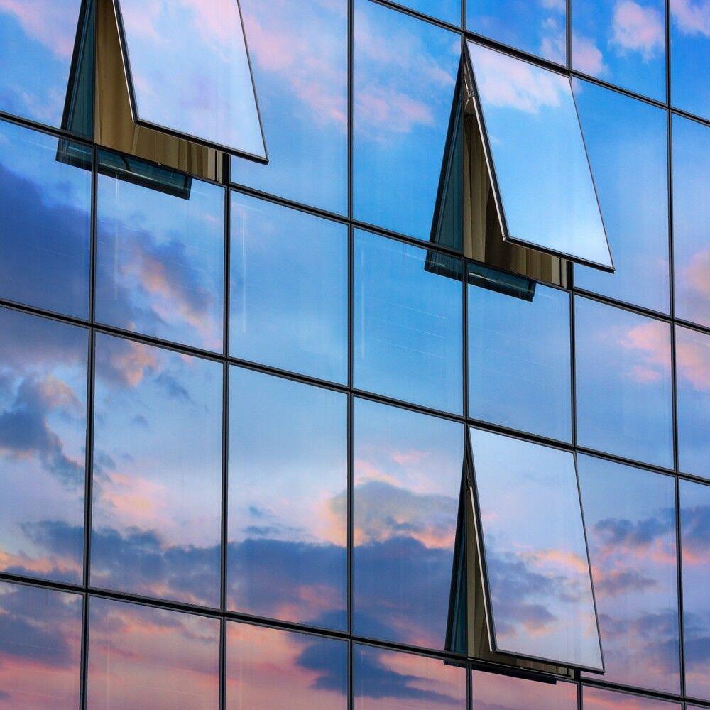 4 92 m spiegelfolie fensterfolie spiegel folie fenster. Black Bedroom Furniture Sets. Home Design Ideas