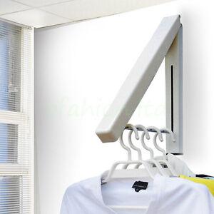Folding Clothes Rail Ebay