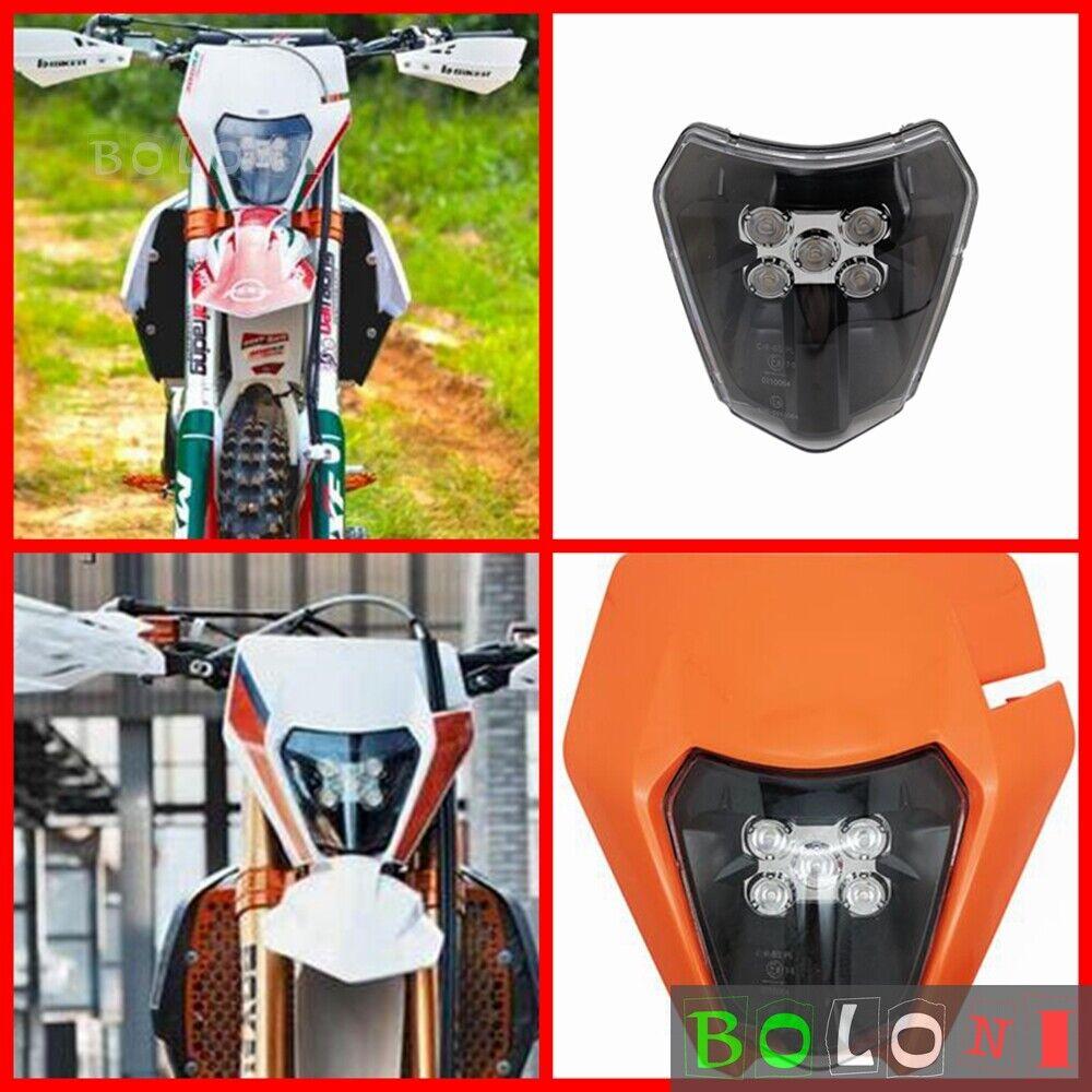 Dirt Bike Enduro Headlight For Yamaha Honda WR 450 250 YZ