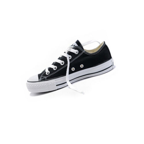 Men Women Unisex Low Top Chuck Taylor Shoes Classic Casual Canvas Trainers+Socks