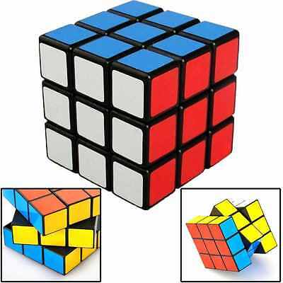 Brand New Rubik's Cube Rubiks Rubix Cube Puzzle Mind Game Toy Classic Cube Gift