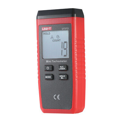 UNI-T UT373 Handheld LCD Digital Tachometer Max. / Min. Value Measurement K2Y0