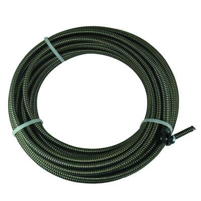 516-in X 50-ft Slotted-end Replacement Cable Drain Cleaning Machine New