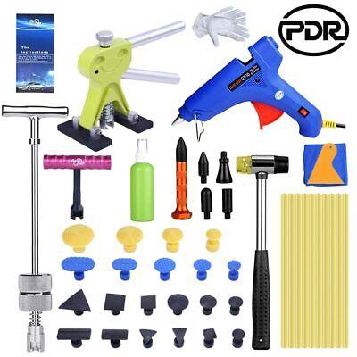 PDR Car Dent Repair Tools Paintless Hail Puller Lifter Slide Hammer Tap Down Pen Car Dent Repair