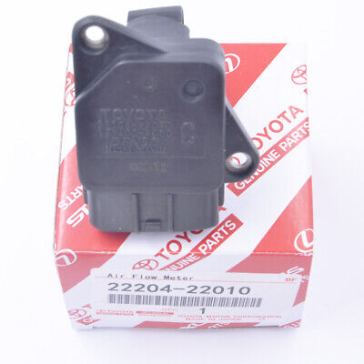 OEM NEW Denso 22204-22010 Mass Air Flow Meter MAF Sensor FOR Toyota Lexus Scion