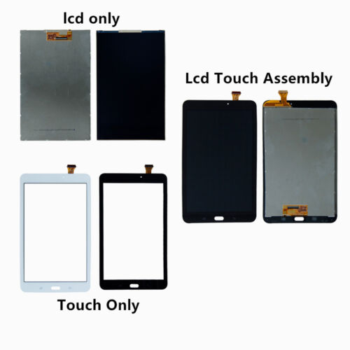 LCD + Touch Screen Digitizer For Samsung Galaxy Tab E 8.0 SM-T377V/P/T SM-T378V