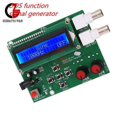 Dds Function Signal Generator Module Sine And Square Sawtooth Triangle Wave Kit